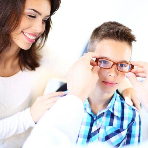 Optometrista specialista della funzione visiva